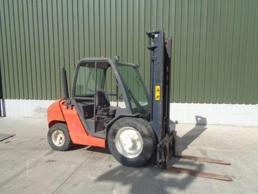 Manitou Used  MS130D Masted Forklift