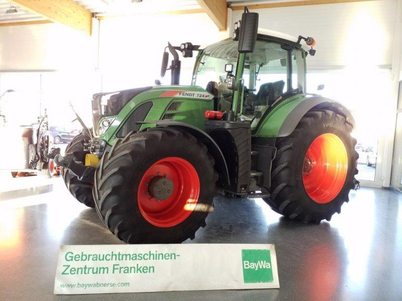 Fendt 724 Vario Profi Plus S4