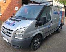 Ford Transit * Klima * AHK * EFH * 85 kW-115 PS * 89000 km * 1 Hd