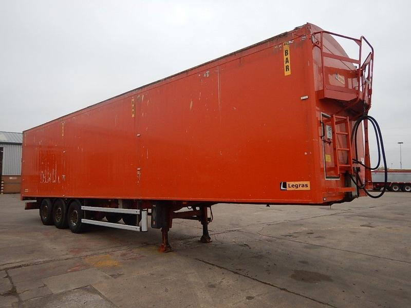 LEGRAS 125 CU-YD WALKING FLOOR TRAILER- 2010 - C312238