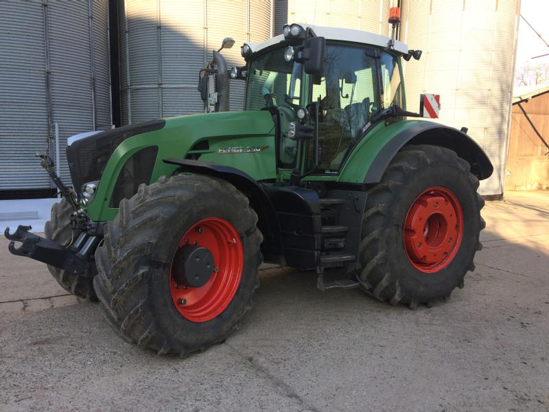 Fendt Profi Plus
