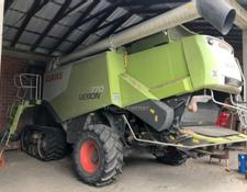 Claas Lexion 770 Terratrak