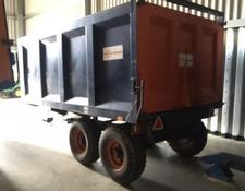 WOOTTON 6T TRAILER