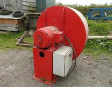 Rekord & Higgs Dryer Fans 15hp