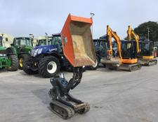 Cormidi 50 High Tip Tracked Dumper (ST2462)