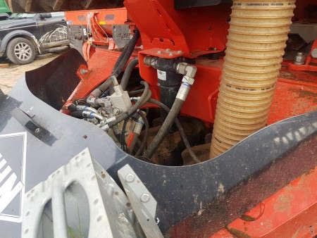 Kuhn Espro 6000R 6m trailed seed drill, 2015, 1300 hectares