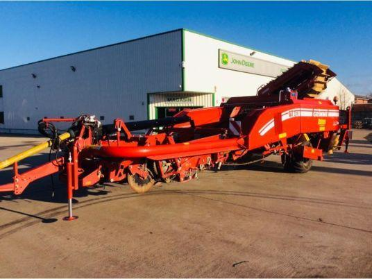 Grimme GT 170 S MS