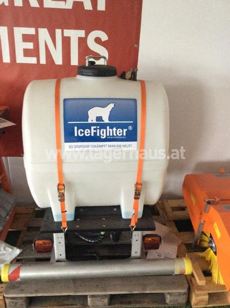 ECO TECHNOLOGIE ICE FIGHTER 3 RZ