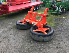 Browns Silage Pusher